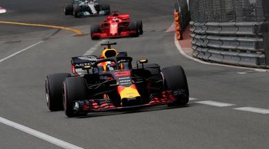 F1 Monaco: trionfo di Ricciardo, Vettel 2°