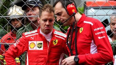 F1 Monaco, Vettel: «E' stato comunque un buon risultato»