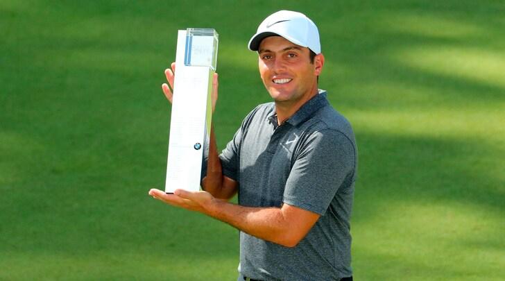 Golf: Molinari super, trionfo nelBMW PGA