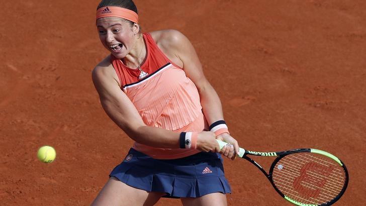 Tennis: Ostapenko già fuori a Parigi
