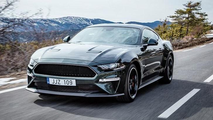 Mustang Bullit, per una vita come Steve McQueen