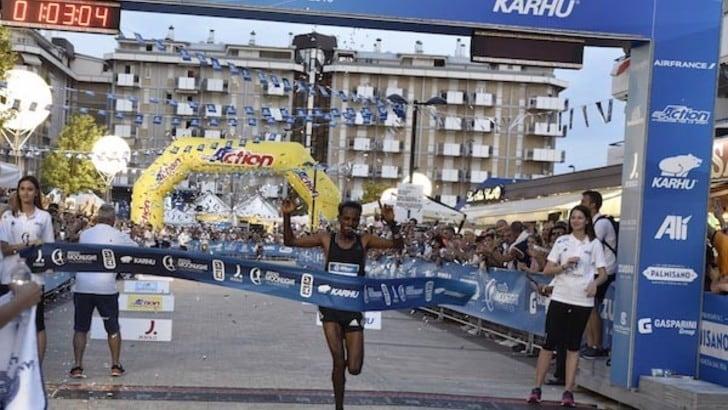Jesolo Half Marathon, vincono Solomon e Jerotich
