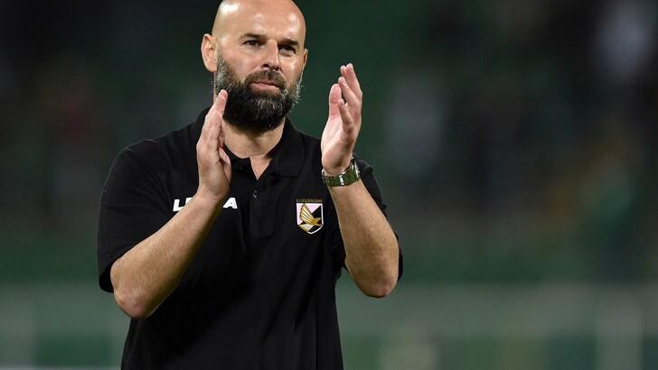 Serie B Palermo, Stellone: «Vogliamo vincere subito»