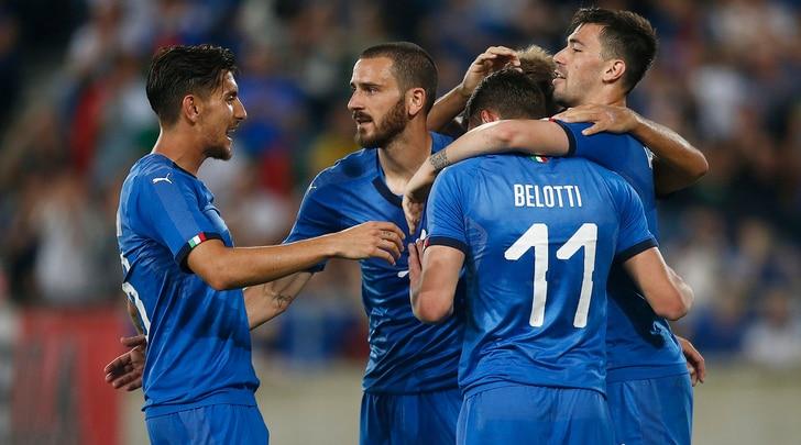 Arabia Saudita-Italia 1-2: Balotelli e Belotti in gol nella prima di Mancini