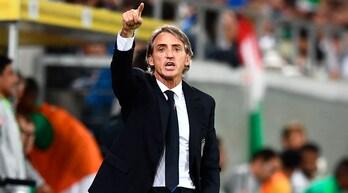 Italia, Mancini: «Gol subito? Loro erano più freschi...»