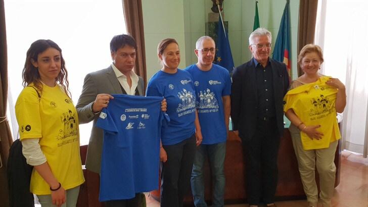 CMAS: Salerno accoglie la presidente Arzhanova e