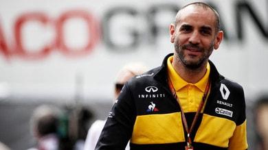 F1 Renault, Abiteboul: «Non sarà facile tenere il 4° posto»