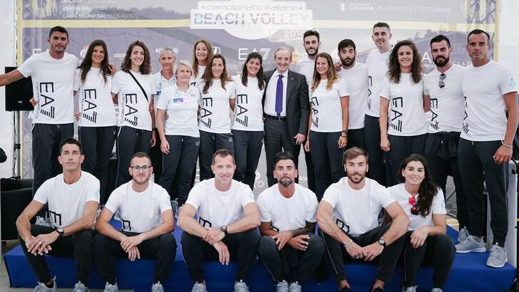 Beach Volley: l'8 giugno il via al Campionato Italiano