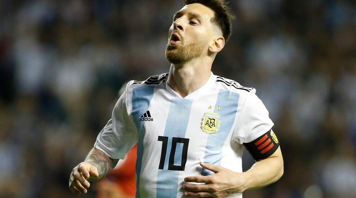 Mondiali, l'Argentina nelle preferenze è solo quinta