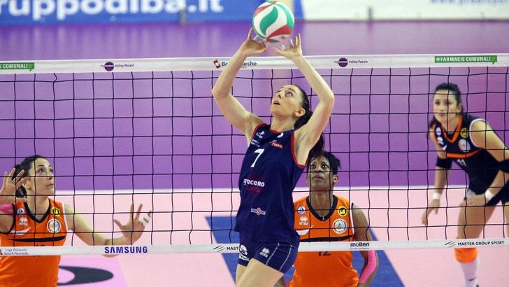 Volley: A1 Femminile, Brescia ha una nuova regista: Di Iulio