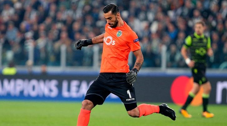 Dal Portogallo: «Rui Patricio più vicino al Napoli, allo Sporting 20 milioni»