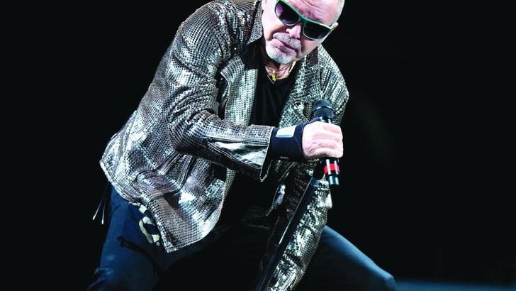 """Vasco parte da Torino con il """"Non Stop Live Tour"""""""