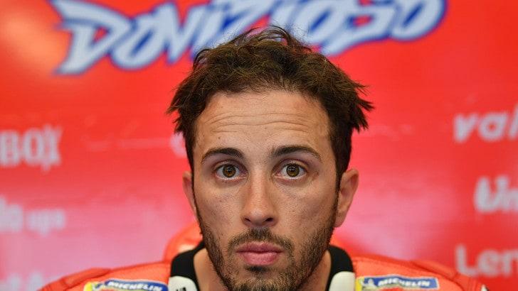 MotoGp Ducati, Dovizioso: «Il campionato è ancora molto lungo»