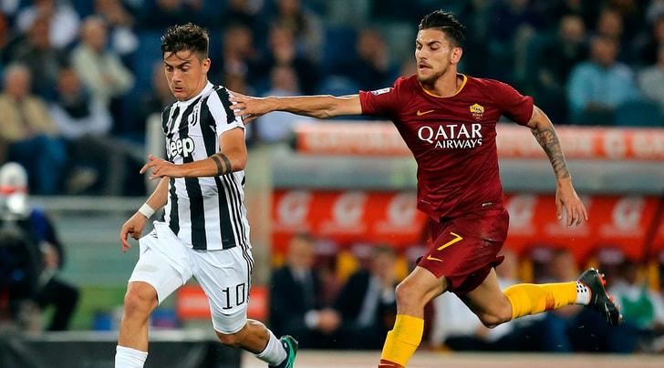 Juventus, in mezzo prende quota Pellegrini