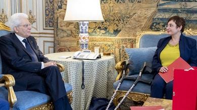 AISM al Quirinale dal Presidente Sergio Mattarella