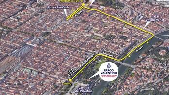 Salone di Torino, cresce l'attesa per la Supercar Night Parade