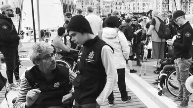Padre e figlio campioni di vela