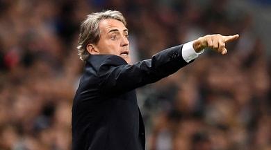 Mancini: «Tra un anno Italia a livello della Francia»
