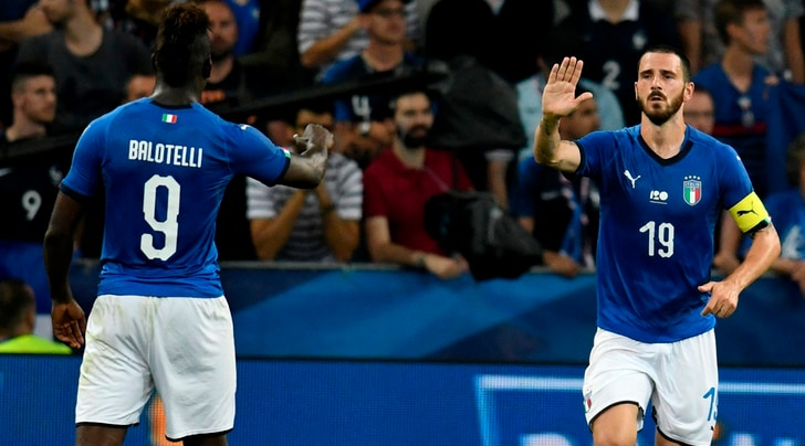 Bonucci non ci sta: «Basta parlare di Balotelli!»