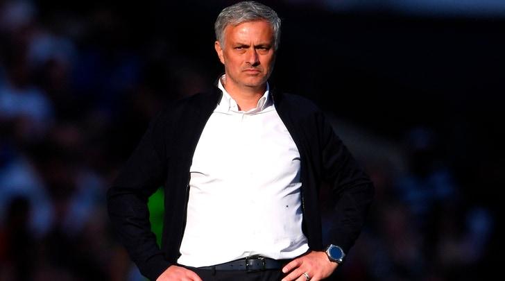 Mourinho: «Allenare una nazionale? È presto»