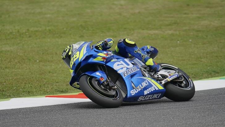MotoGp Italia, Libere 4: bene Iannone, Rossi 6°