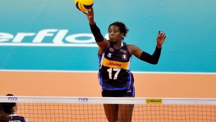 Volley: A1 Femminile, Conegliano che colpo, arriva Sylla