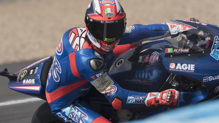 Moto2 Italia: Mattia Pasini in pole, la seconda fila è italiana