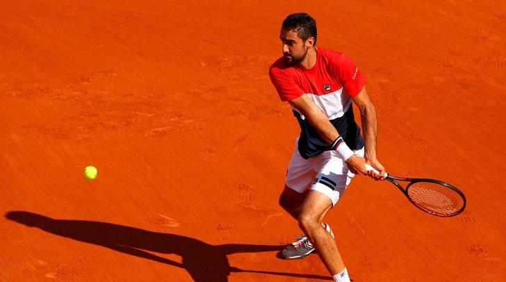 Roland Garros, Cilic-Fognini agli ottavi di finale