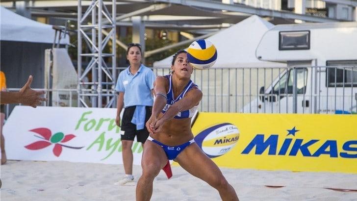 Beach Volley: Alanya, quarto posto per Costantini-Traballi