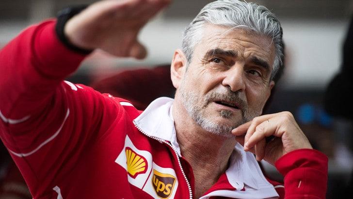 F1 Ferrari, Arrivabene: «Mondiale equilibrato? Sbilanciamolo»