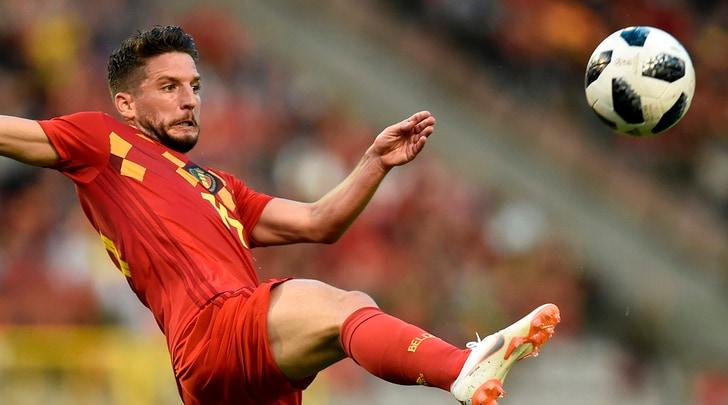 """Mondiali 2018, ecco i convocati del Belgio: Mertens unico """"italiano"""""""