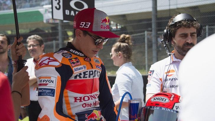 MotoGp Honda, Marquez: «Siamo stati competitivi ovunque»