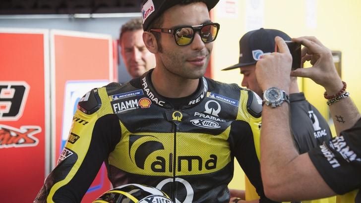 MotoGp Ducati, Petrucci: «Con Dovizioso vogliamo fare qualcosa di diverso»