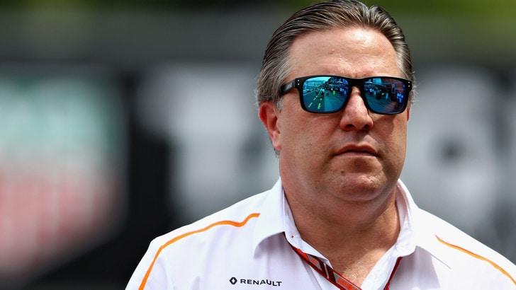 F1 McLaren, per Brown c'è ancora speranza
