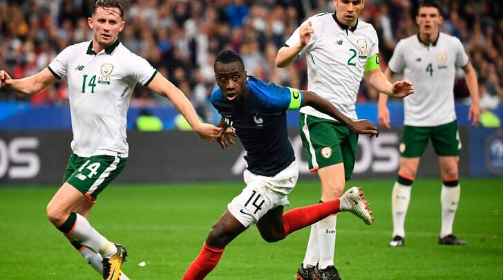 """Mondiali 2018, i 23 convocati della Francia: Matuidi unico """"italiano"""""""