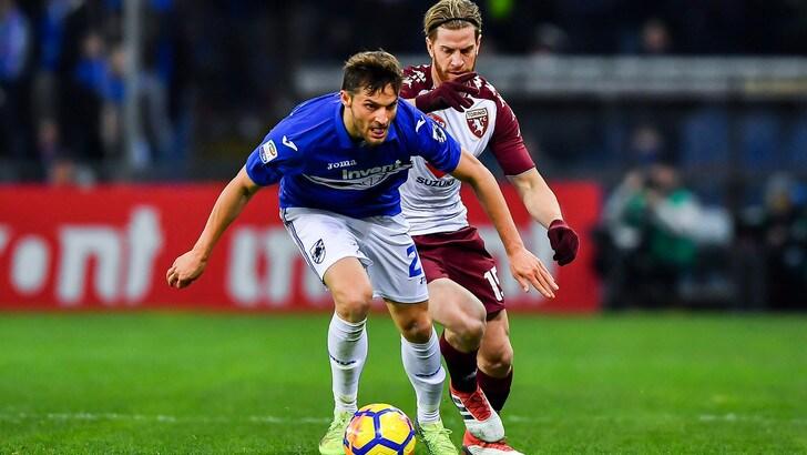 Calciomercato Sampdoria, Ferrero sicuro: «Bereszynski non lo vendo»