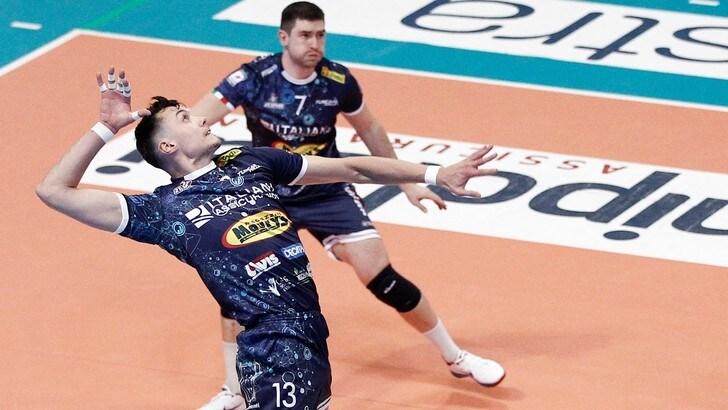 Volley: A2 Maschile, Bergamo ingaggia l'ucraino Shavrak