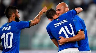 Italia-Olanda 1-1: Aké risponde a Zaza, rosso per Criscito