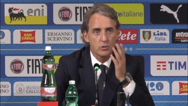 "Mancini: ""Meritavamo la vittoria"""