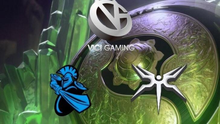 Mineski, Vici Gaming e Newbee qualificati al The International