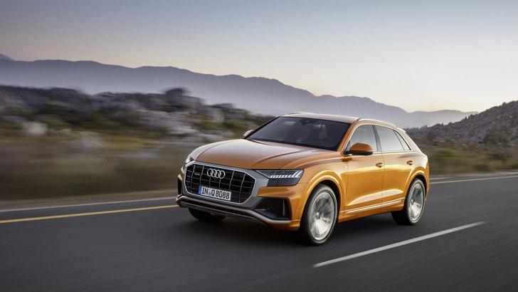 Audi Q8, il super-SUV è qui tra lusso e hi-tech