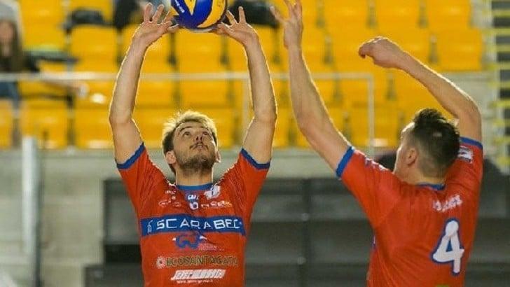 Volley: A2 Maschile, Spoleto avrà Zoppellari in regia
