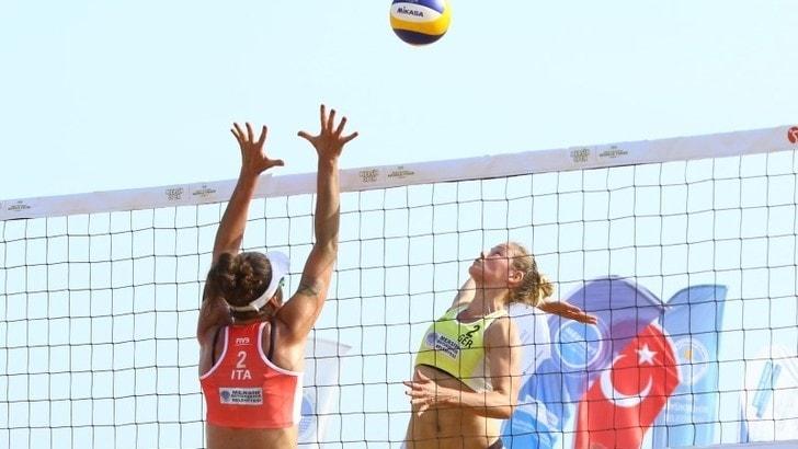 Beach Volley: Campionato Italiano ci siamo, il via venerdì da Lecce