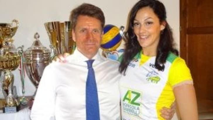 Volley: A2 Femminile, Vittoria Prandi primo acquisto di Orvieto
