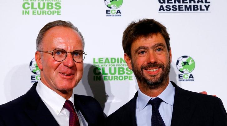 Agnelli a Infantino: «Su World League e Mondiale per club vogliamo trasparenza»