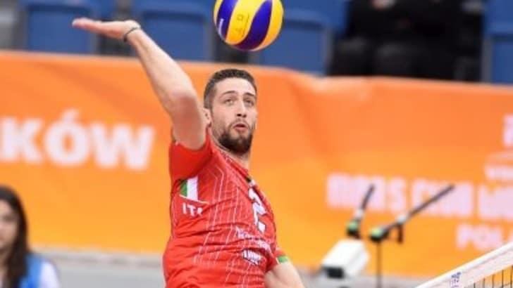 Volley: Superlega, Candellaro alla corte di Lorenzetti
