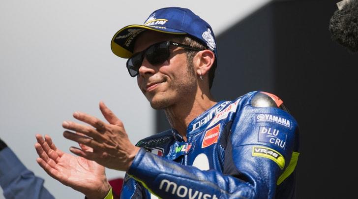 MotoGp Yamaha, Rossi sui fischi a Marquez: «In Italia va così»