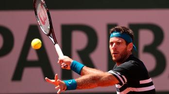 Roland Garros, sarà Del Potro a sfidare Nadal in semifinale