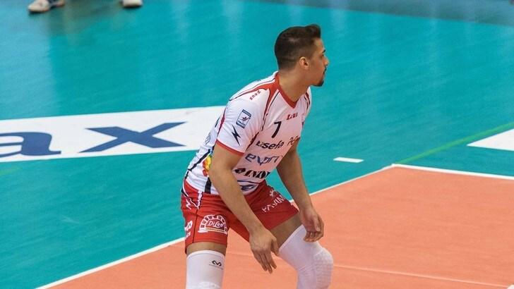Volley: Superlega, Joao Rafael rinforzo brasiliano per Sora
