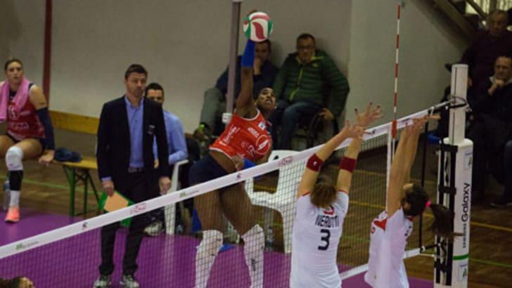 Volley: A1 Femminile, Brescia sistema l'attacco con Jessica Rivero